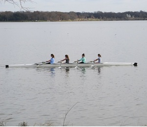 How to get good exam results - photo of sculling