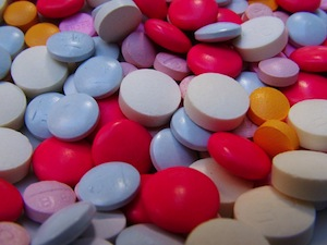 Cognitive enhancement drugs for a better memory - photo of pills