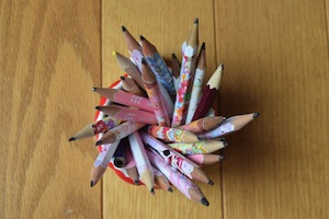 How to get 10% more in your exam, without trying - photo of pencils