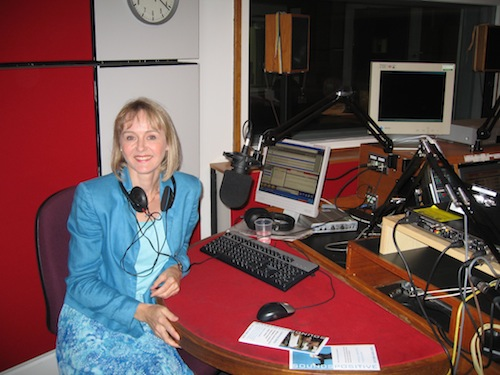 Cognitive Hypnotherapy and other brief therapies. Lysette Offley on Radio Oxford 13.08.08