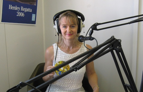 Lysette Offley talks about Cognitive Hypnotherapy on Henley on thames Regatta Radio 26.07.06