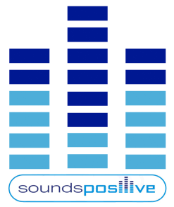 Sounds Positive logo - Cognitive Hypnotherapy