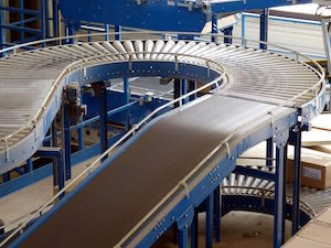 Serial Position makes studying easier - photo of conveyor belt