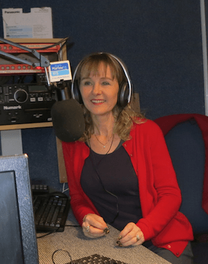Photo of Lysette Offley on Marlow FM 13.01.17